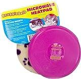 SnuggleSafe Wärmeplatte mit Fleecebezug, kabellos (farblich sortiert)